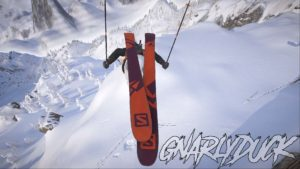 steep gnarlyDUCK